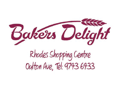Bakers Delight Rhodes Shopping Centre