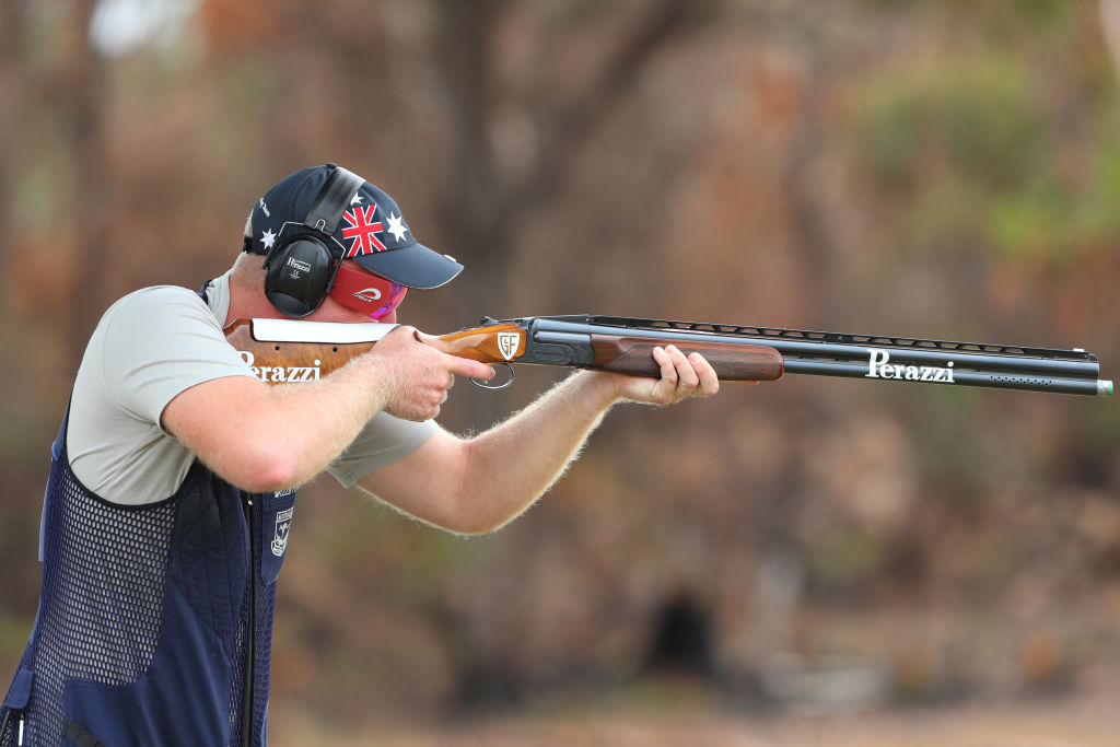 Two NSWIS shooters named on Australian Olympic Team Image