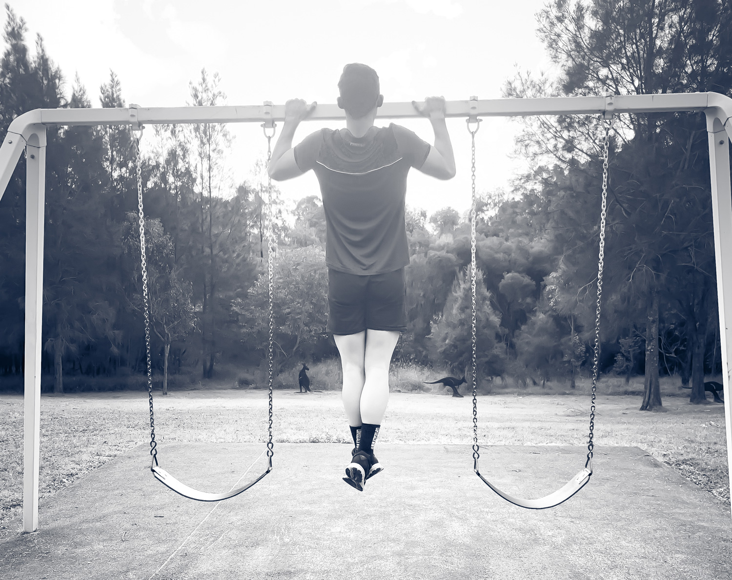 30 minute full-body playground workout Image