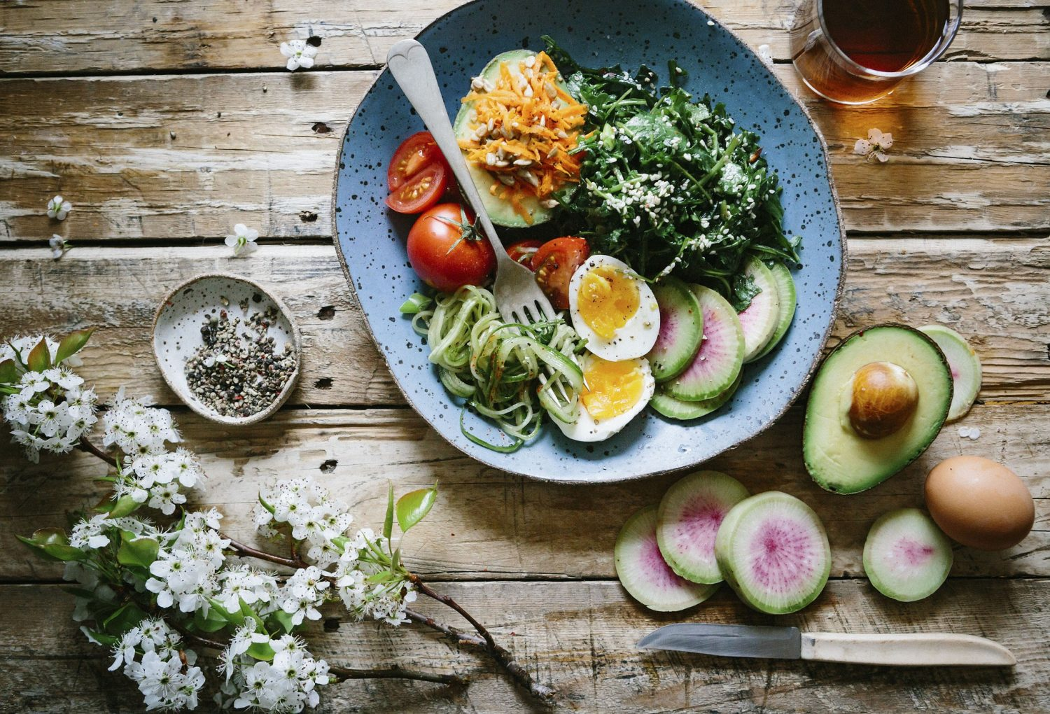 When training is about to change, your diet should too Image