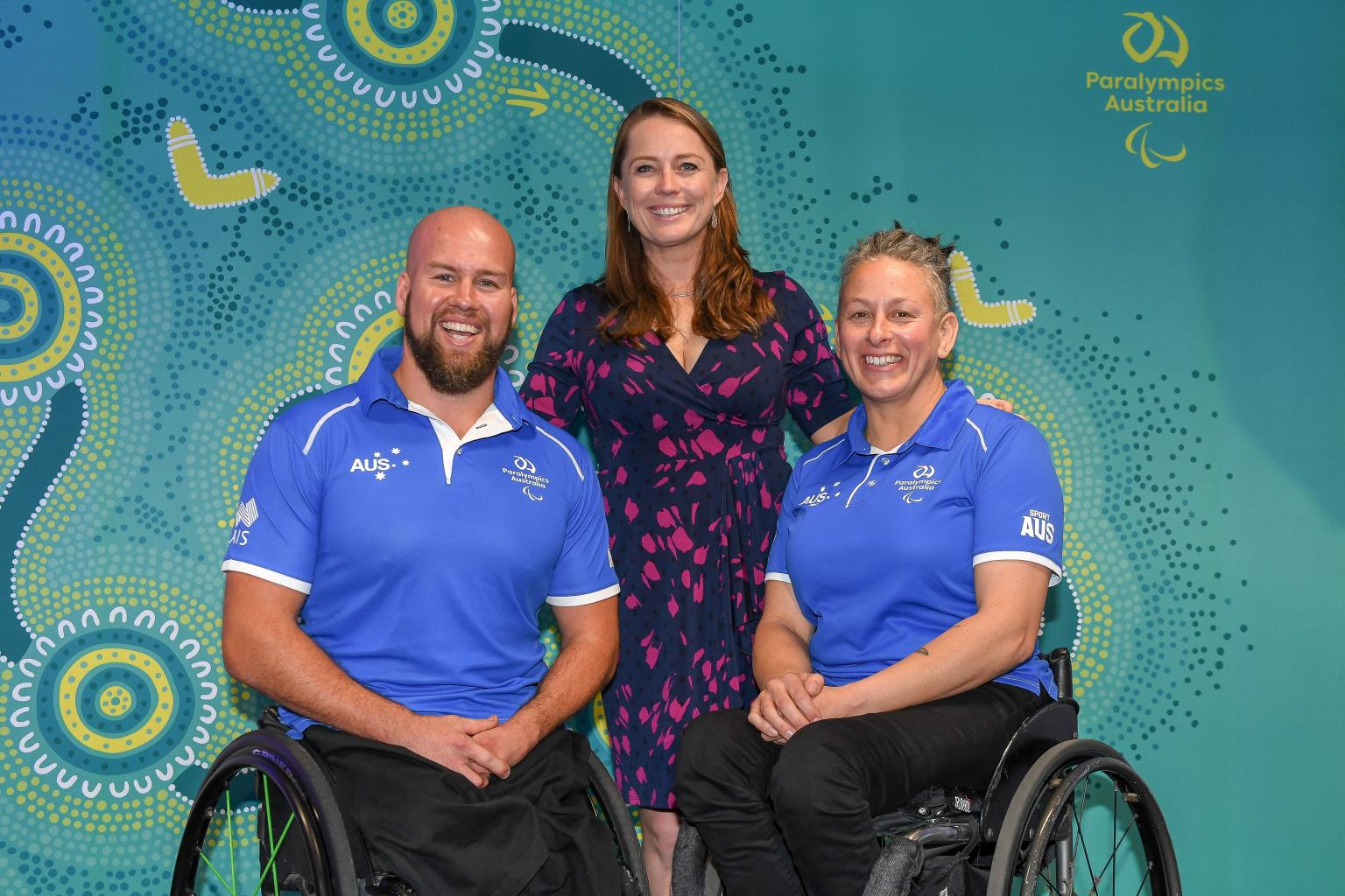 Boost for Paralympians in quest for Tokyo gold Image
