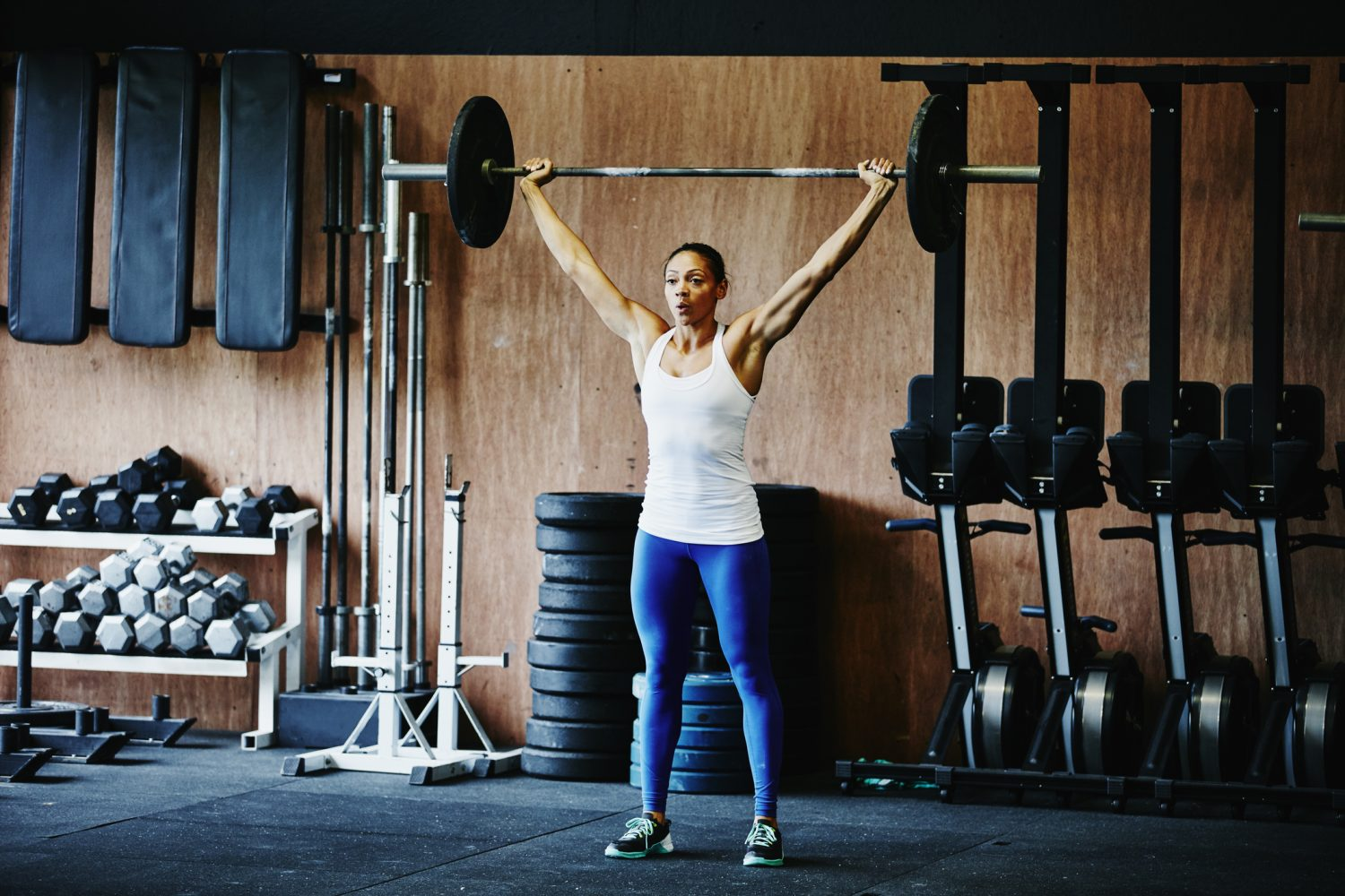 Short on time for a strength session? Try out this barbell complex Image