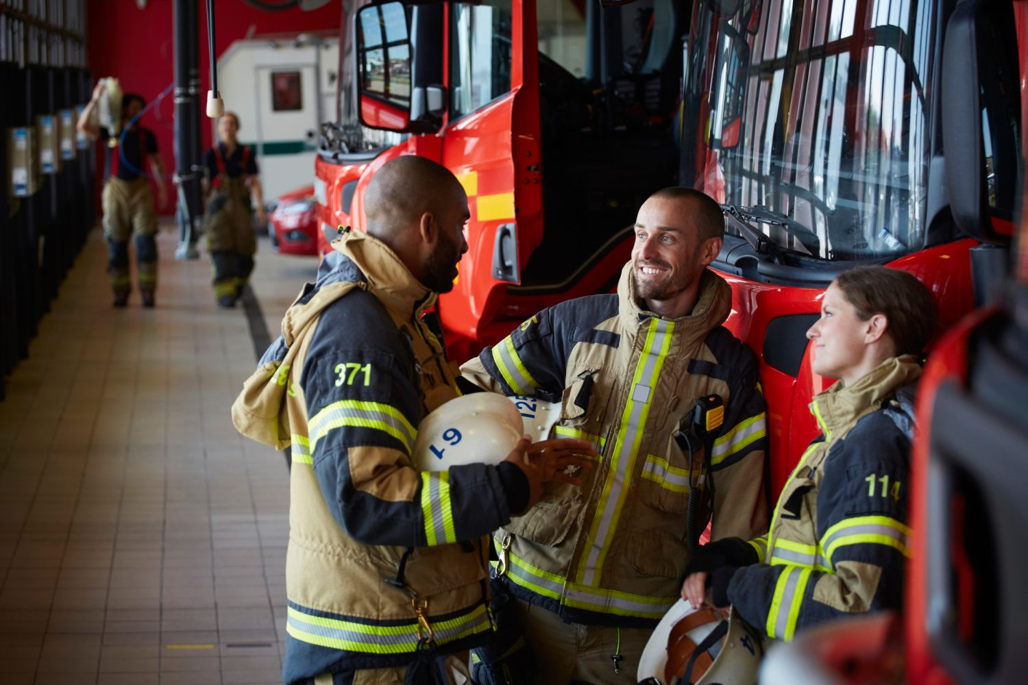 Career Pathway – Emergency Services – Fire and Rescue Image