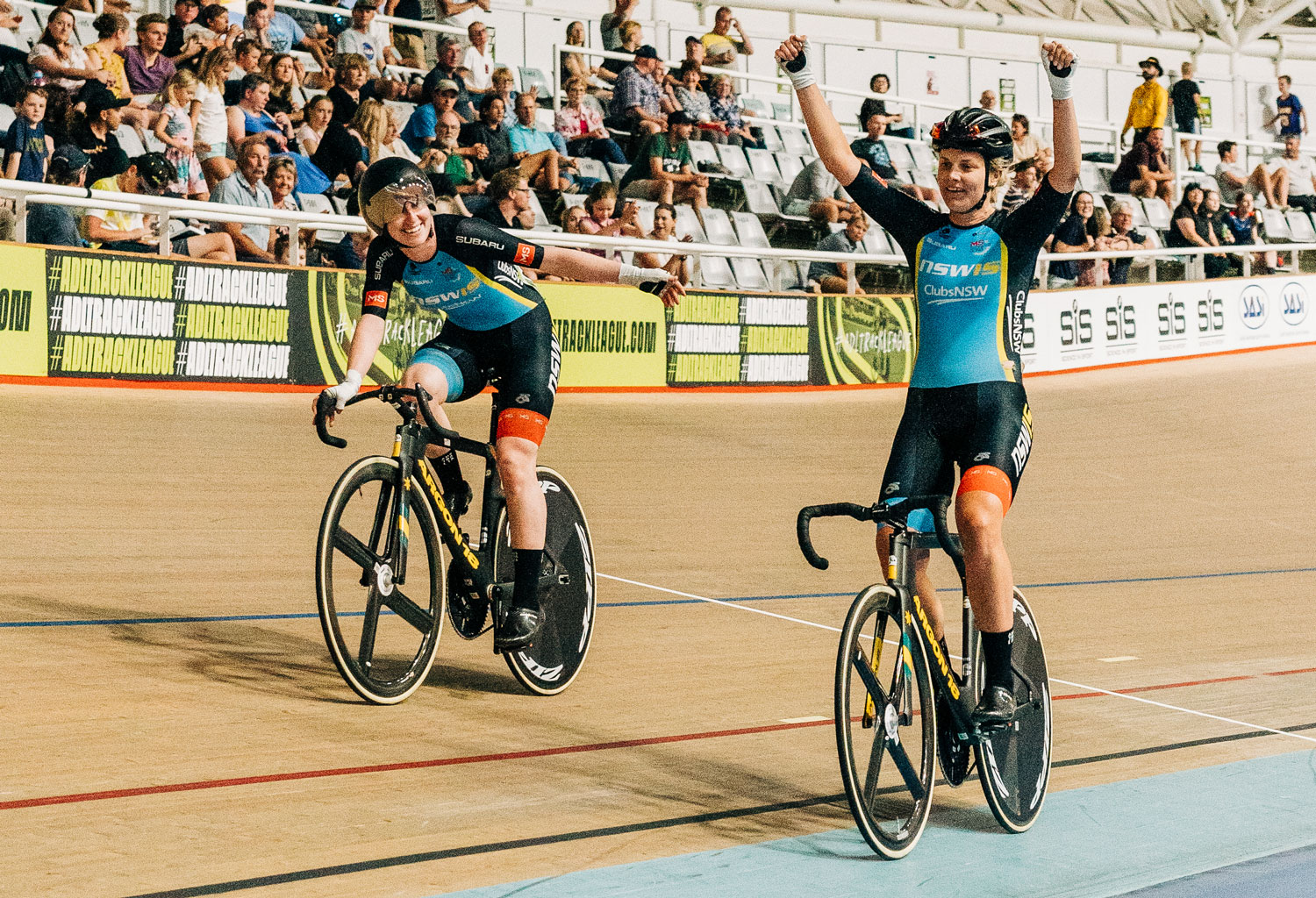 Ankudinoff claims crown in 2021 Madison National Championships Image