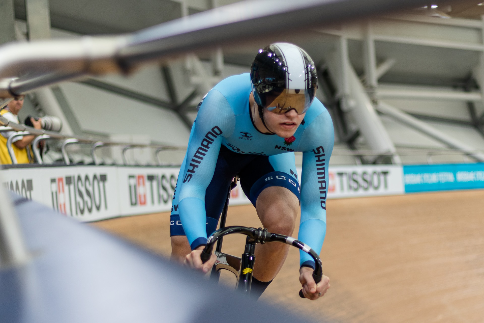 Strong results for NSWIS cyclists at AusCycling Track Nationals Image