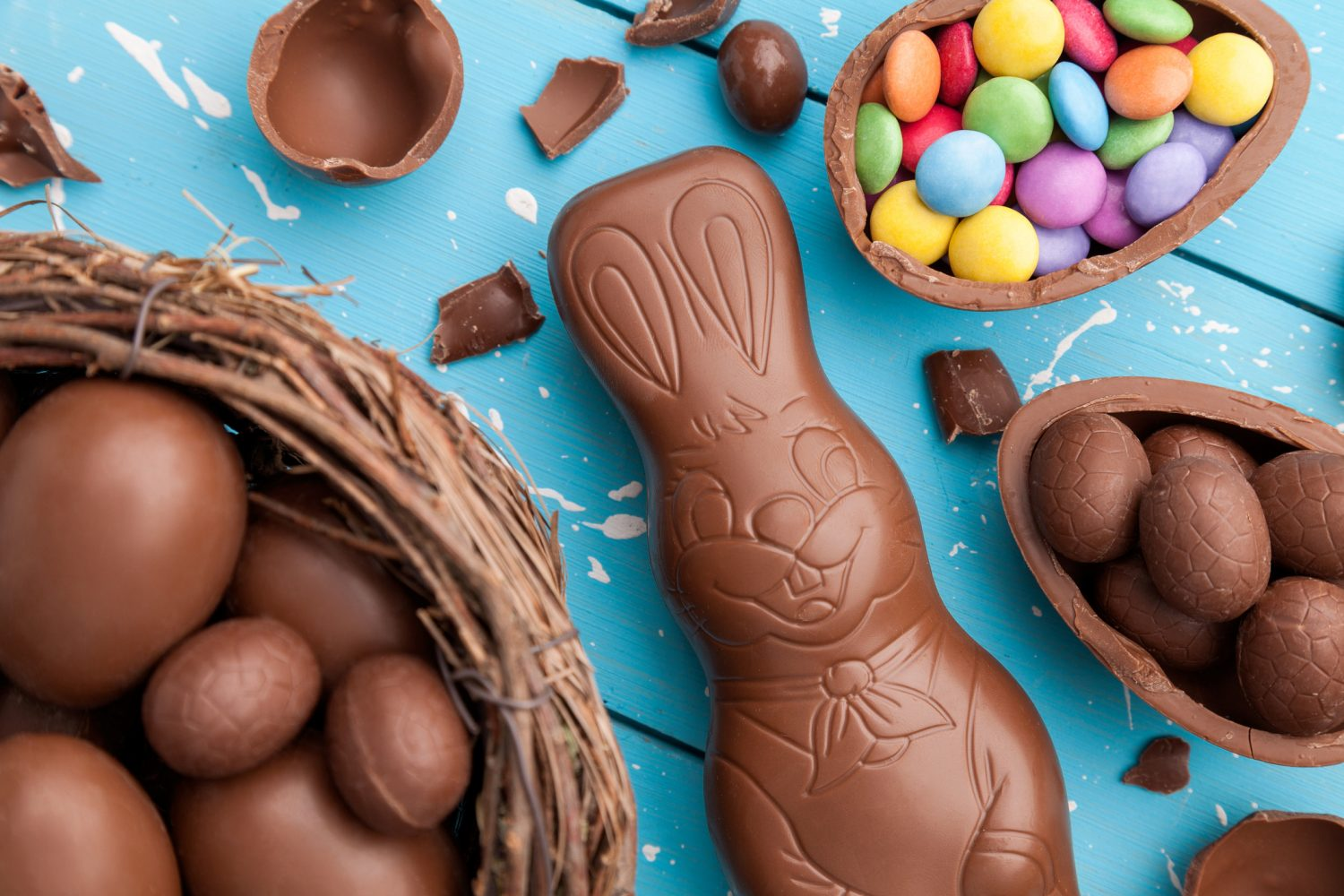 Let's get real with approaching your nutrition over Easter Image