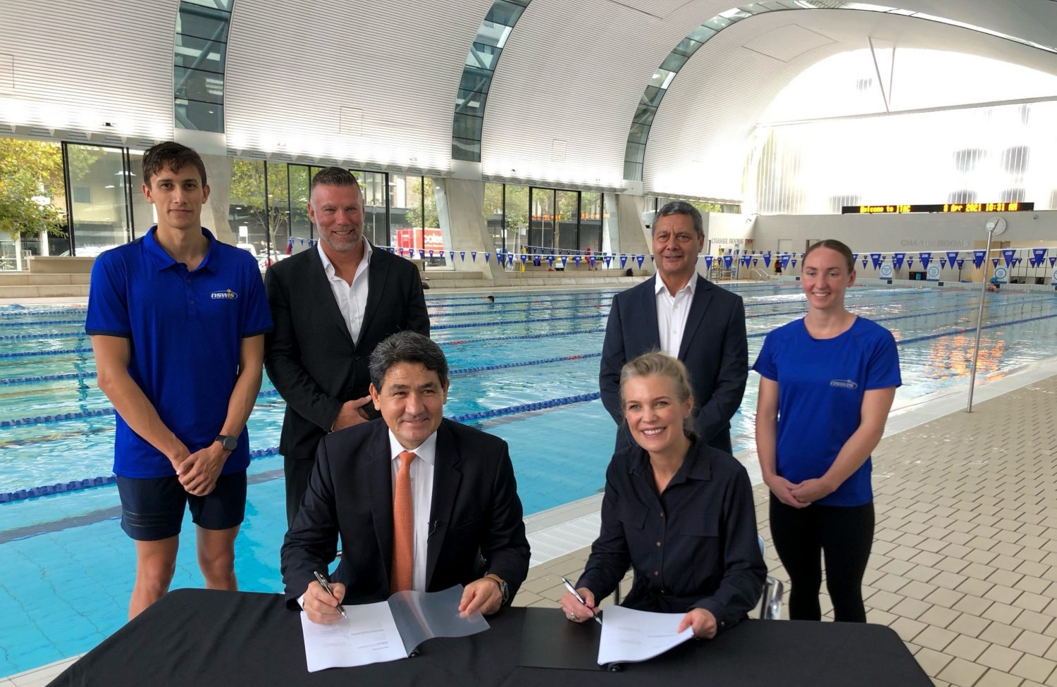 TAFE NSW partners with Australian Institute of Sport Image