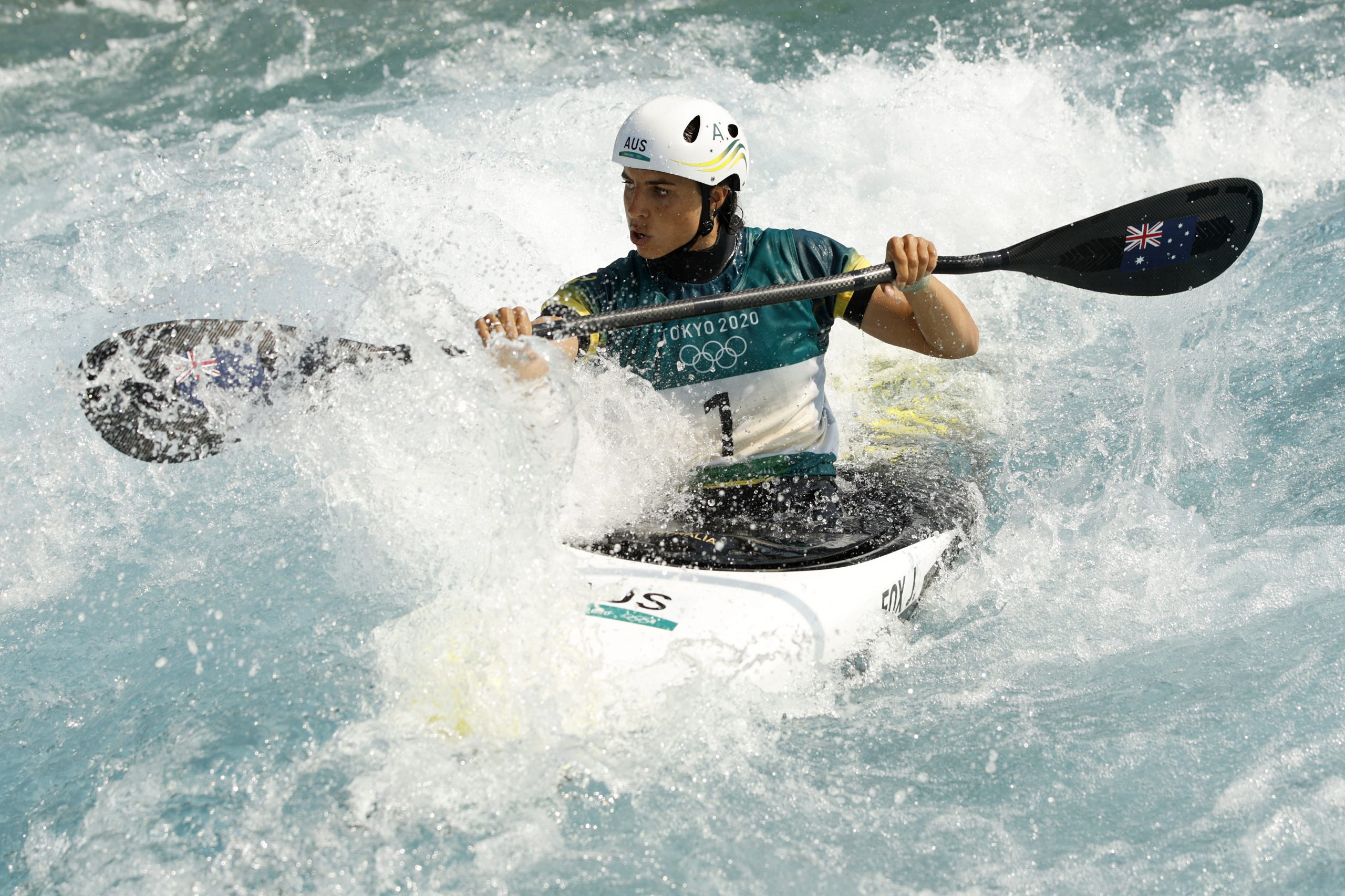 Jessica Fox Secures Eighth World Cup Series Win Image