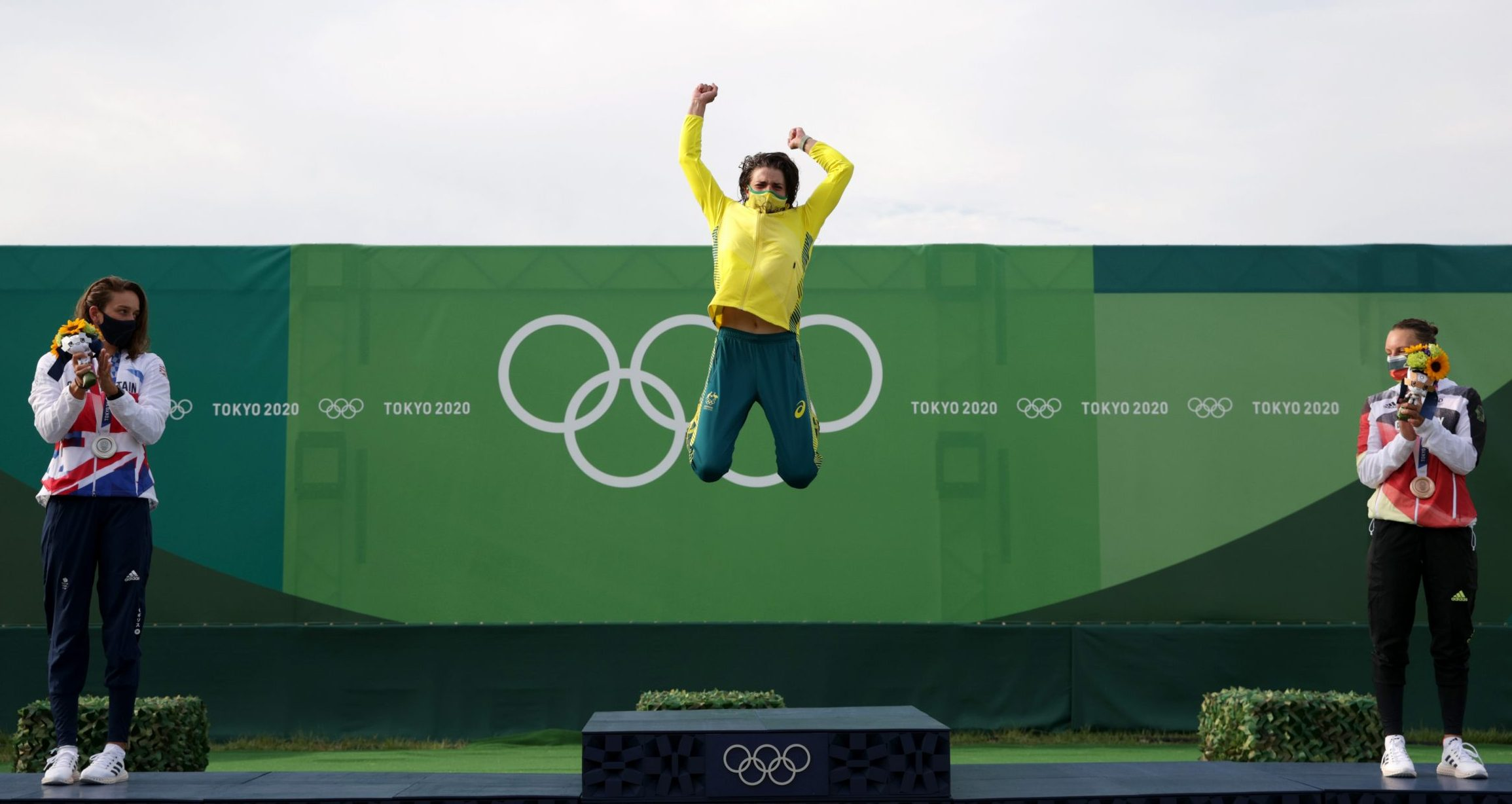 Relive the Games with our Campaign Tokyo Olympic Highlights Image