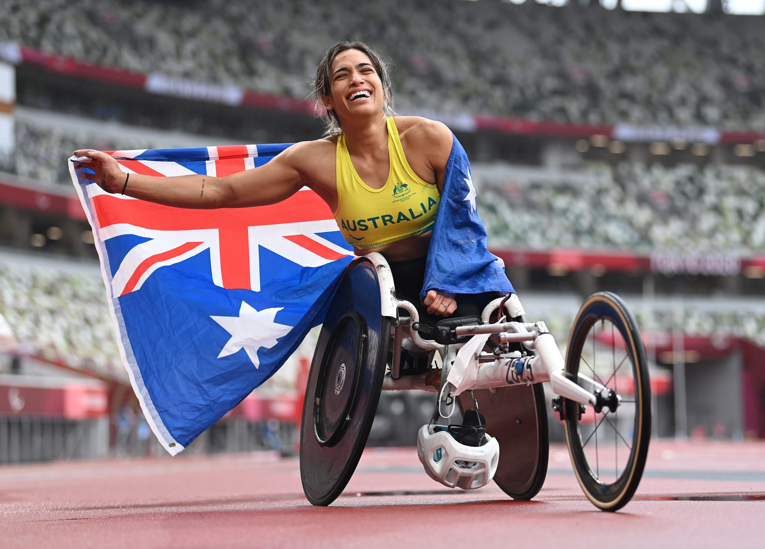 Relive the Games with our Campaign Tokyo Paralympic Highlights Image